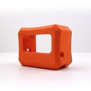 Image 2 - EVA étui de protection pour Gopro Hero 7/6/5 eau flottante Action Sport caméra accessoires flotteur pour nager de haute qualité