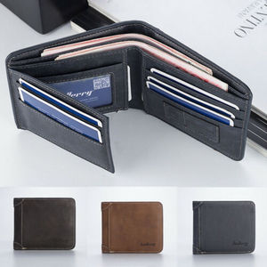 Mens Casual Wallets Leather Sh