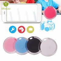 Pet Anti Lost Tracker Smart Finder Self-Portrait bluetooth 4.0 Mini Pet Alarm Finder GPS Locator Tracer for Cat Dog Kids