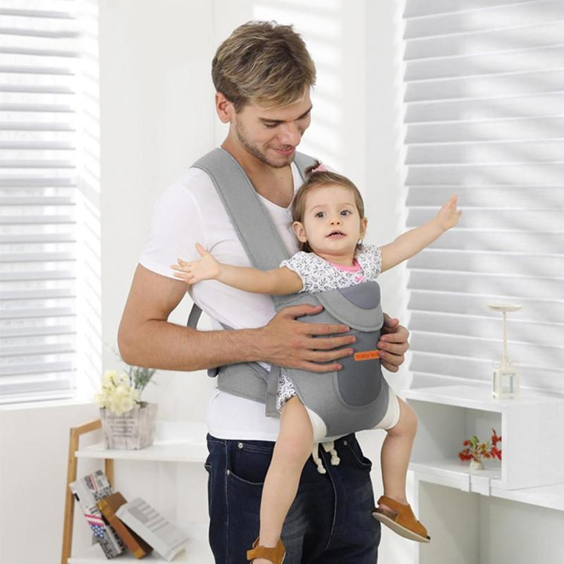 Baby Carrier Multifunctional Front Facing Baby Carrier Infant Bebe High Quality Sling Backpack Pouch Wrap Kangaroo Drop Shipping