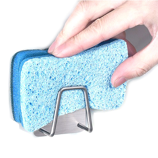 Kitchen Metal Sponge Holder