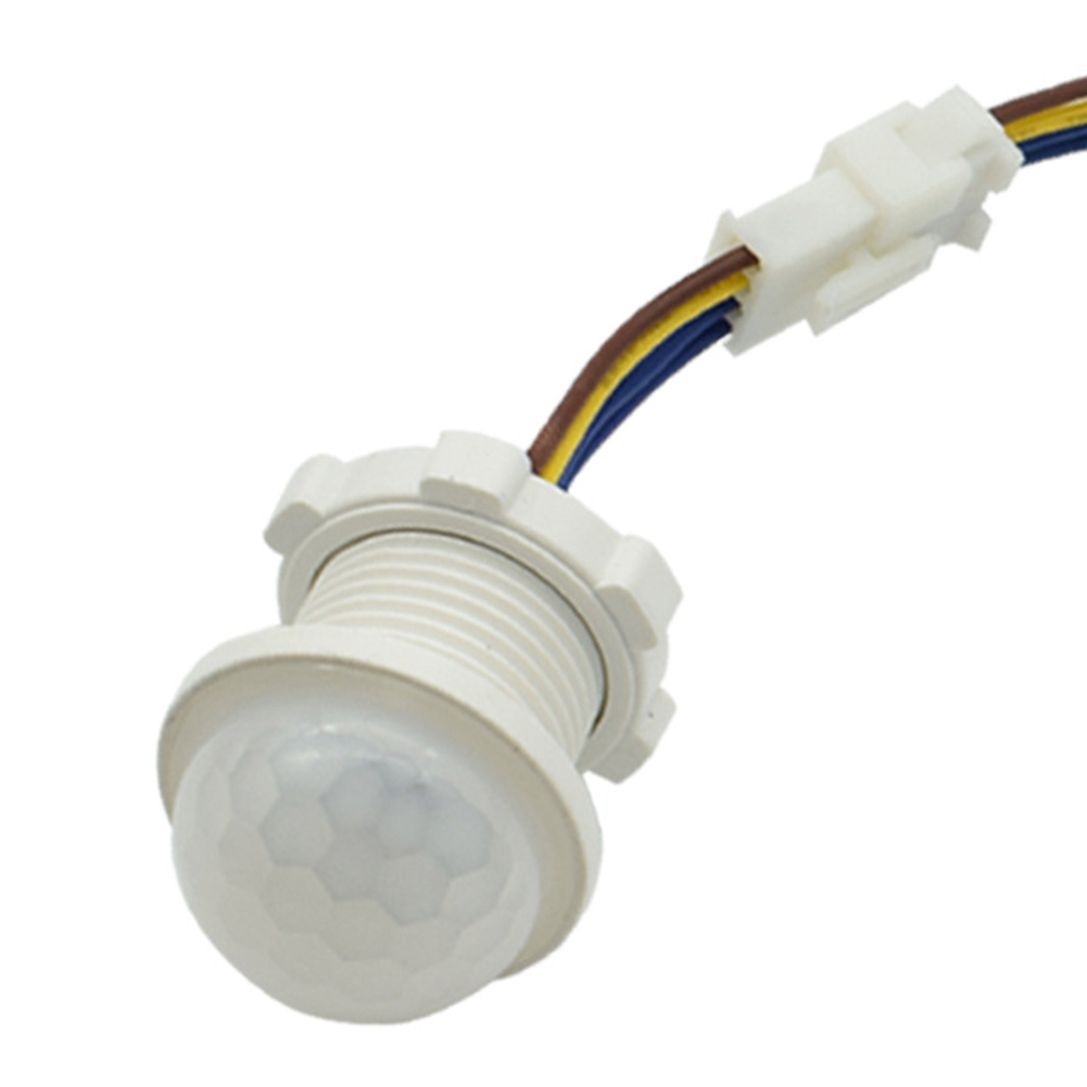 Home Lighting Energy Saving Time Delay Sensitive Motion Sensor Switch Led Detector PIRHome Lighting Energy Saving Time Delay Sensitive Motion Sensor Switch Led Detector PIR