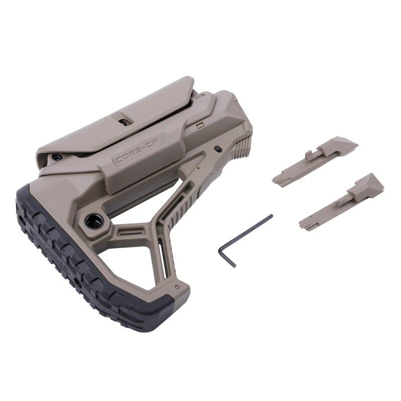 Zhenduo Jouet FABV2butt Gel Balle accessoires d'armes à feu pistolet Blaster butt Enfants En Plein Air Passe-Temps Livraison gratuite