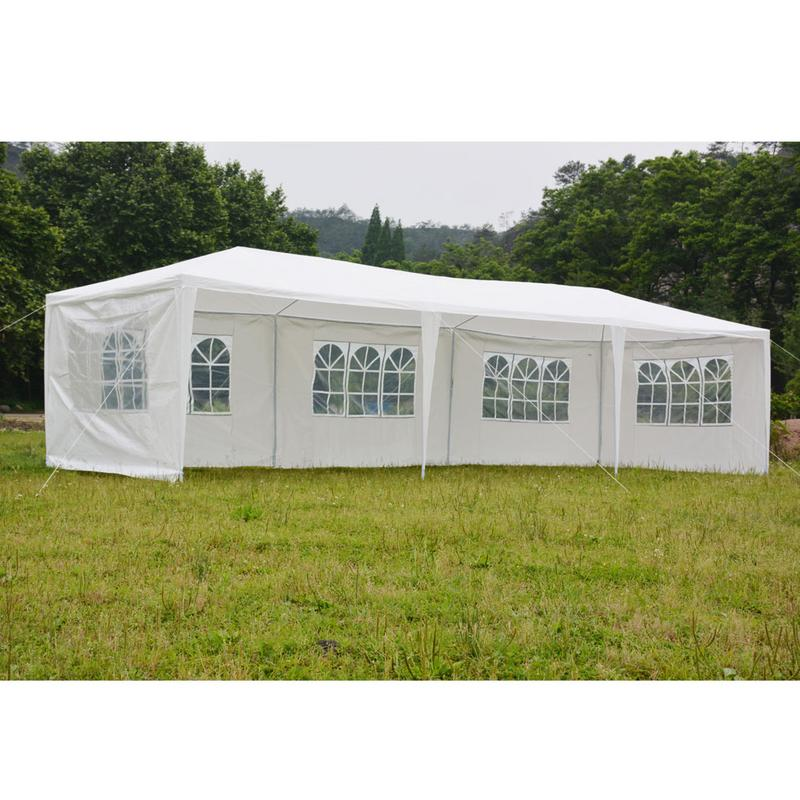 3 X 9m Five Sides Waterproof Tent With Spiral Tubes US Warehouse Directly Shipping 7-10 Days Delivery3 X 9m Five Sides Waterproof Tent With Spiral Tubes US Warehouse Directly Shipping 7-10 Days Delivery