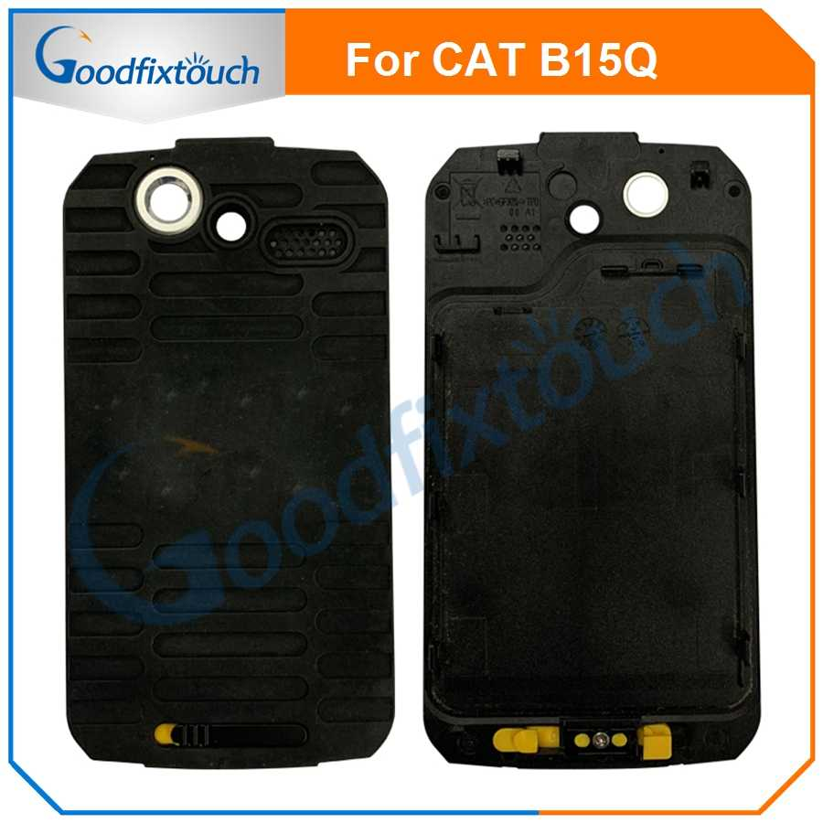 Rear Back Cover For CAT B15Q Battery Door Hosing Backcover