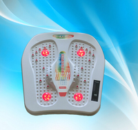 Foot Massage Device Infrared Magnetic Therapy Vibration Heated Foot Health Foot Massage Machine