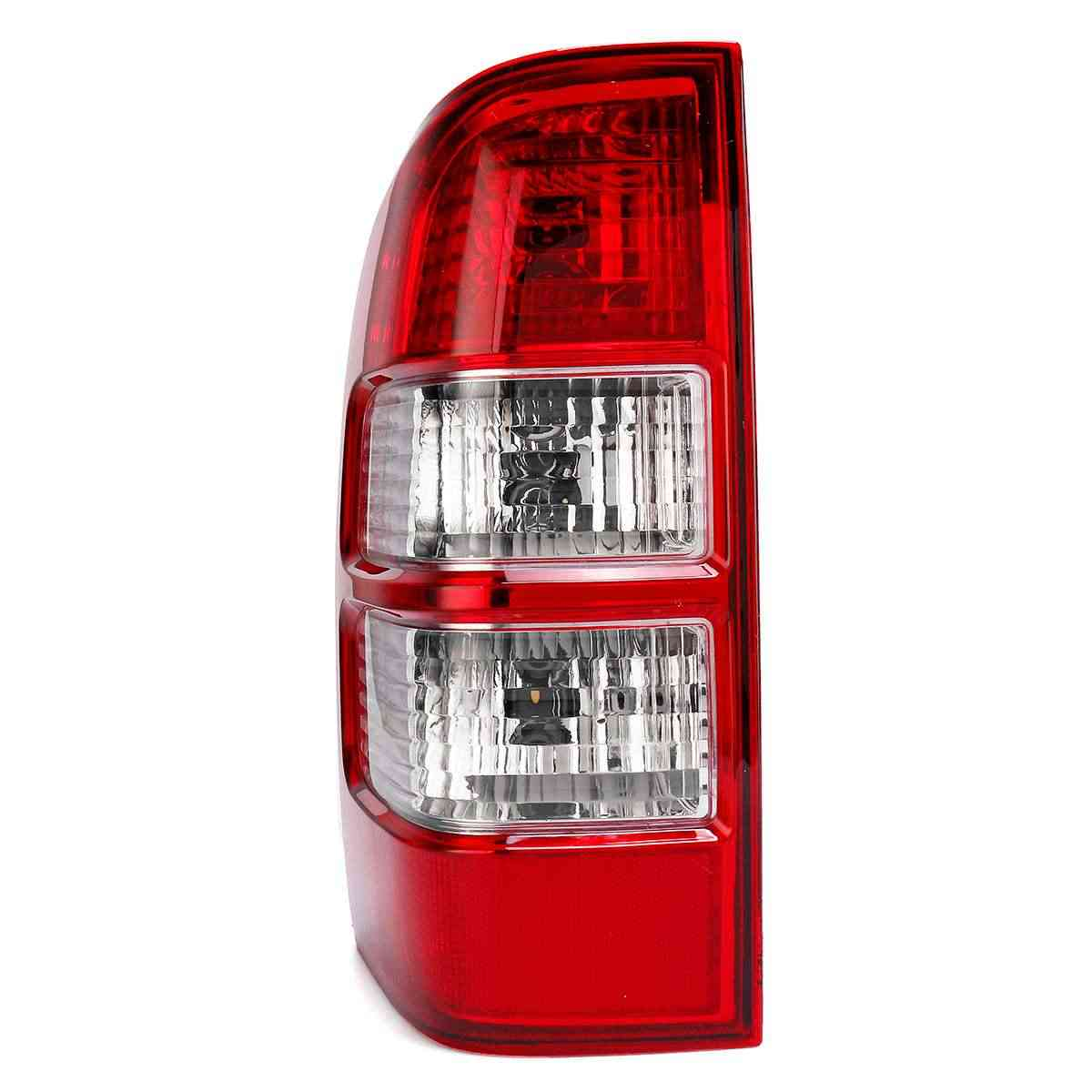 1 pair tail rear light brake right left side lamp taillight with bulb for ford ranger  [ 1200 x 1200 Pixel ]