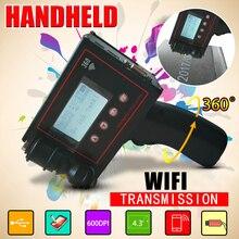 4,3 сенсорный экран 600 dpi ручной умный QR струйный принтер USB т T чернила Дата кодер кодирования машина + Quickdrying картридж