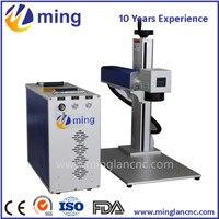 Raycus source Fiber laser marker fiber laser marking machine fiber laser engraver / 30w laser marking machine