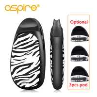 Original Aspire Cobble Vape Pod Kit 1.8ml Capacity 1.4ohm Built in 700mAH Battery Cartridge Vaporizador Electronic Cigarette