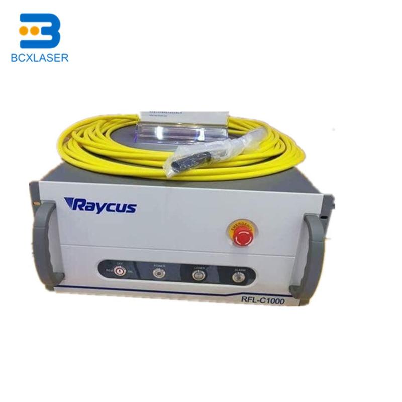 Raycus Fiber Laser Power Source 2000W For Metal Sheet Cutting