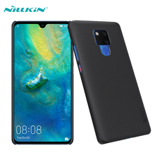 For Huawei Mate 20 X Case Cover NILLKIN Super Frosted Shield Matte Plastic Hard Phone Cases Back Covers