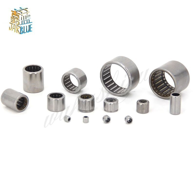 HF0306 HF0406 <font><b>HF0812</b></font> HF1012 One Way Clutch Miniature Roller Needle Bearing 3x6.5x6 4x8x6 8x12x12 10x14x12 mm Free Shipping image
