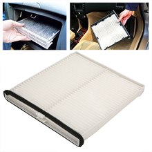 Treyues 1pc Cabin Air Filter White Non-woven For Mazda 3 14-17 6 13-17 CX-5 12-17 OEM:KD45-61-J6X