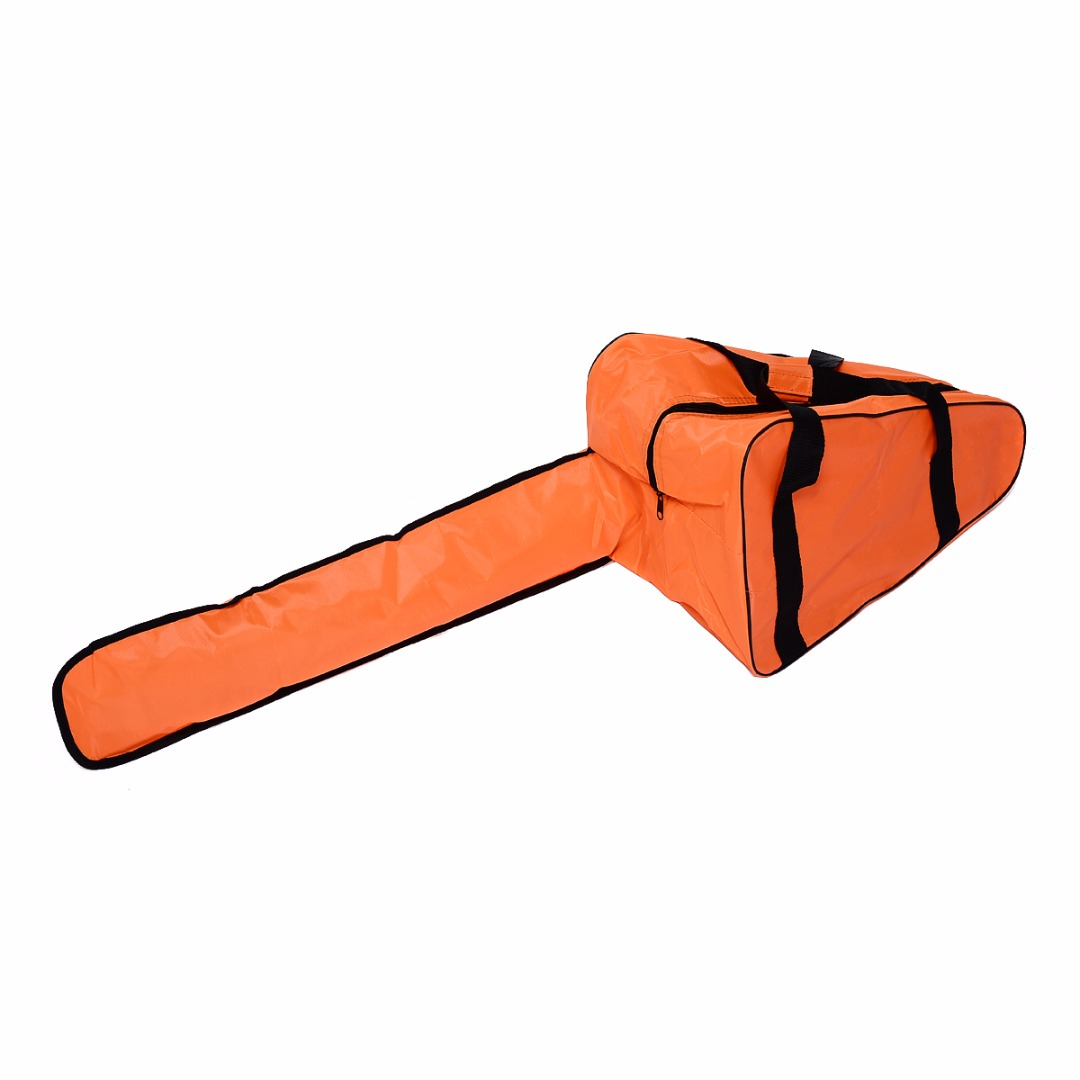 1pc Carry Holder Bag Holdall Box Protective Case Chainsaw For 12//14//16 Inch Red