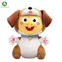Новый Vipkid Дино подлинные собака год Vipkid Дино Динозавр Dino Baby Doll, плюшевое игрушечное животное, игрушка в подарок обычной Ty