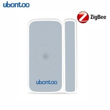 Zigbee Wireless Windows Doors Sensor For 2.4GHz Home Security Detector Alarm System Kits