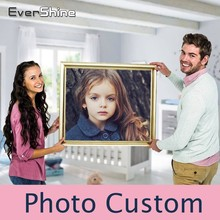 EverShine 5D Photos Custom Diamond Painting Full Square/round Embroidery Picture Rhinestones Mosaic Wall Decor