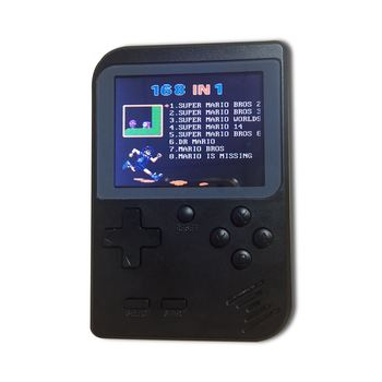 Retro Mini Portable Handheld Game Console Players 3.0 Inch 8 Bit Classic Video Handheld Game Console