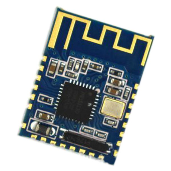 Buy 1 pcs blue metal JDY-16 Bluetooth 4.2 module high-speed digital mode BLE mesh networking low power consumption 1.9*1.5*0.2cm for only 2.28 USD