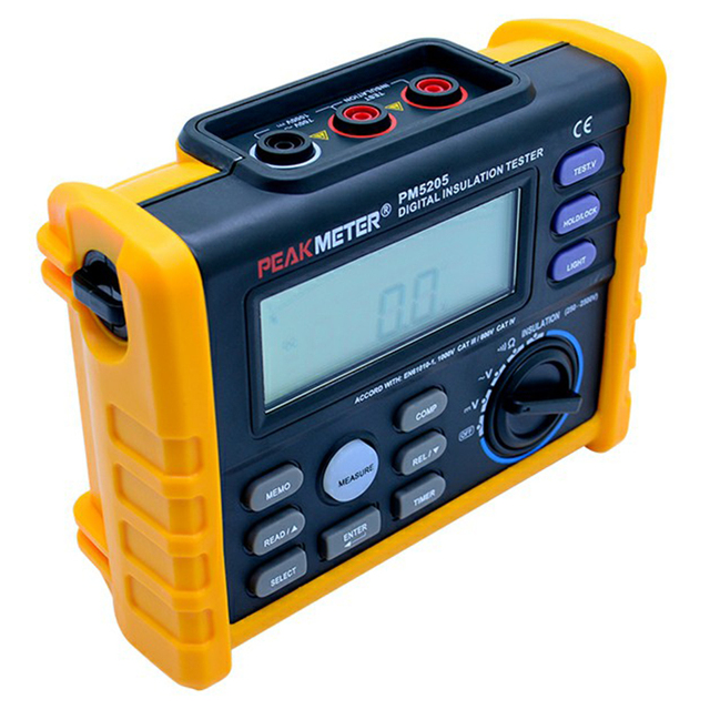 Check Price New PM5205 Analog and Digital 2500V MS5205