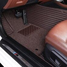 Myfmat custom foot leather rugs mat for Nissan Patrol Fuga Murano Quest Xtrail Cefiro Qashqai Sunny TEANA TIIDA GENISS LIVINA
