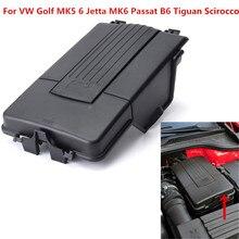 Новый Батарея крышка верхней крышке Лоток подходит для VW Golf MK5 6 Jetta MK6 Passat B6 Tiguan Scirocco Пластик 1K0 915 443