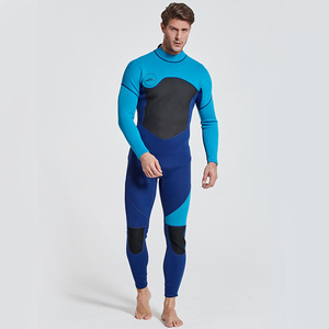 Image 5 - Extra Large Plus Size 3XL One Piece Close Body Wetsuit 3MM Neoprene Mens Full Long Suit Keep Warm Jumpsuit Diving Scuba Surfing