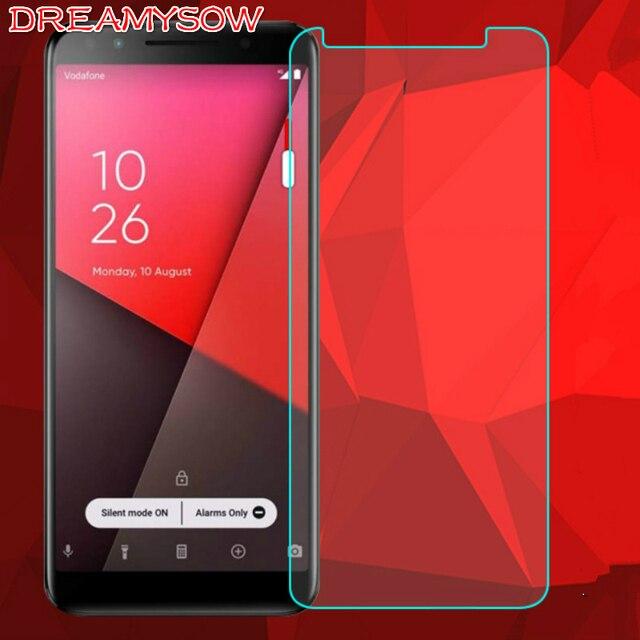 С уровнем твердости 9 H закаленное Стекло для Vodafone N9 Lite E9 C9 Смарт V8 N8 E8 Prime6 Ultra6 Grand6 Speed6 First 6 7 Экран защита экрана