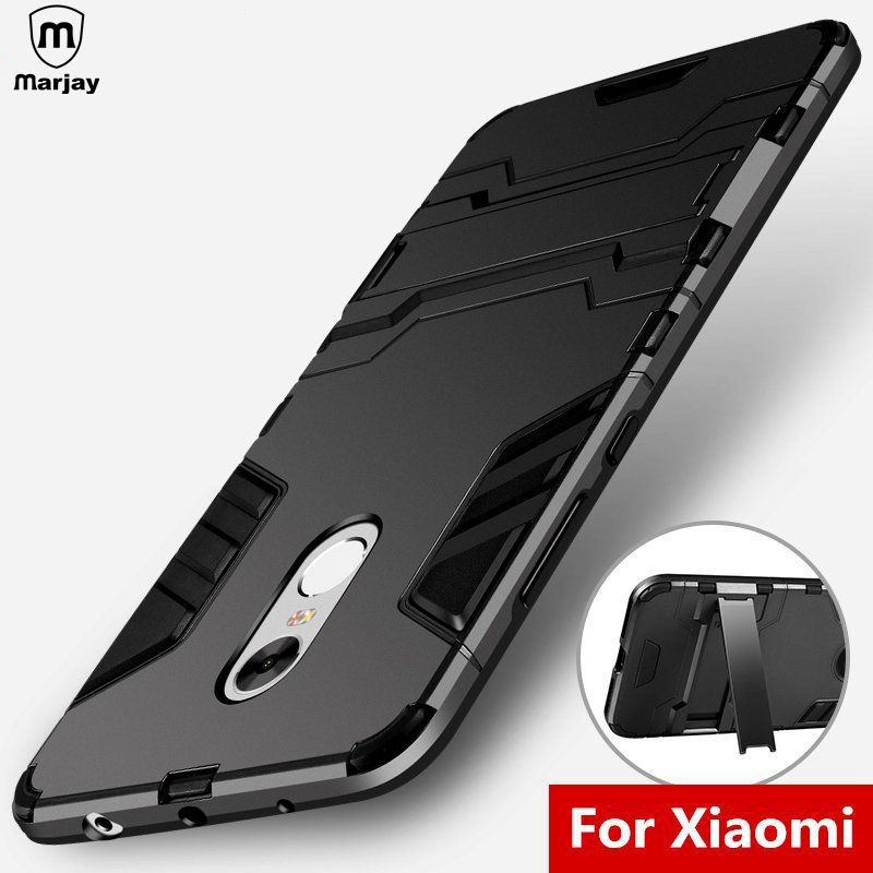 Crouch Phone-Cases Armor Shockproof Xiaomi Redmi MI6 Note-5 MI5 5-Plus For Note-5/4/4x3/..