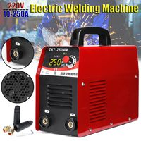 9500W 10 250A LCD Display Smart Arc Electric Welding Machine IGBT Inverter MMA Welders For Welding Working AC 220V Newest