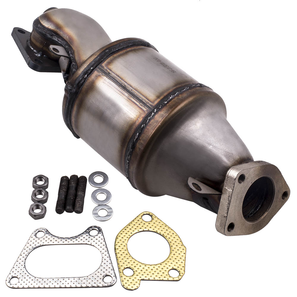 Front Exhaust Manifold w/ Catalytic Converter for Accord Odyssey Pilot MDX TL V6Front Exhaust Manifold w/ Catalytic Converter for Accord Odyssey Pilot MDX TL V6