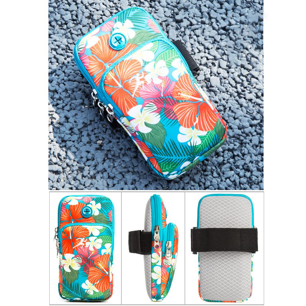 Mobile Phone Arm Bag For Outdoor Sports Running Men Women Good Quality Colorful Useful Equipment