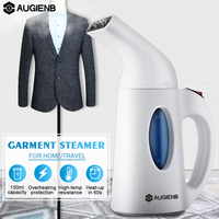 Augienb Automatic Power OFF Handheld Mini Steam Portable Travel Garment Steamers Dry Cleaning for Clothes Household Appliance
