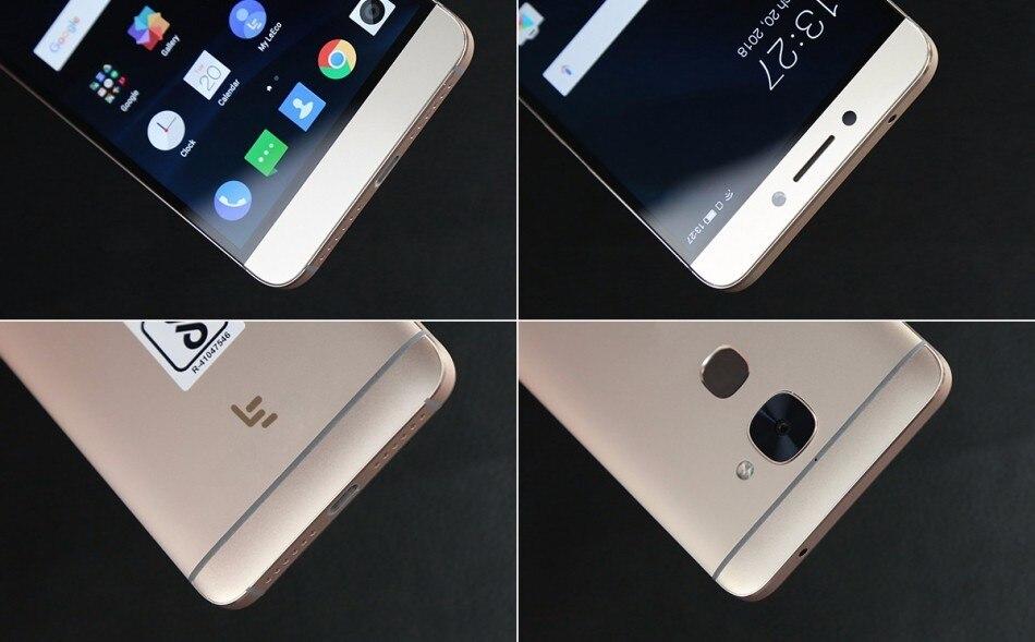 Глобальная версия LeEco LeTV Le 2 S3 X526 восьмиядерный смартфон Snapdragon 652 4G, 3 Гб + 32 ГБ/64 Гб ПЗУ, 5,5 дюйма, мобильный телефон Android 6,0 - 5