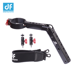 Versatile Handle Hang Strap Mounting Clamp for DJI Ronin S Gimbal Accessories Like ZHIYUN WEEBILL LAB /Crane 3 Setup Desgin