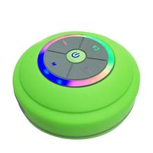 ポータブルスピーカー防水ワイヤレス Bluetooth プレーヤーステレオ Hd ハイファイ音周囲デバイスマイクでハンズフリー通話