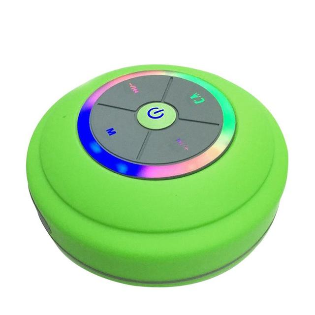 Portable Speaker Waterproof Wireless Bluetooth Player Stereo Hd Hifi Sounds Surrounding Devices With Mic Hands free Calling