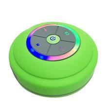Taşınabilir Hoparlör Su Geçirmez kablosuz bluetooth Çalar Stereo Hd Hifi Ses Çevreleyen Cihazları Mikrofon Eller Serbest Arama