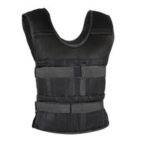 Adjustable Weighted Vest Ultra Thin Breathable Workout Exercise Carrier Vest for Training Fitness Weight bearing Equipment
