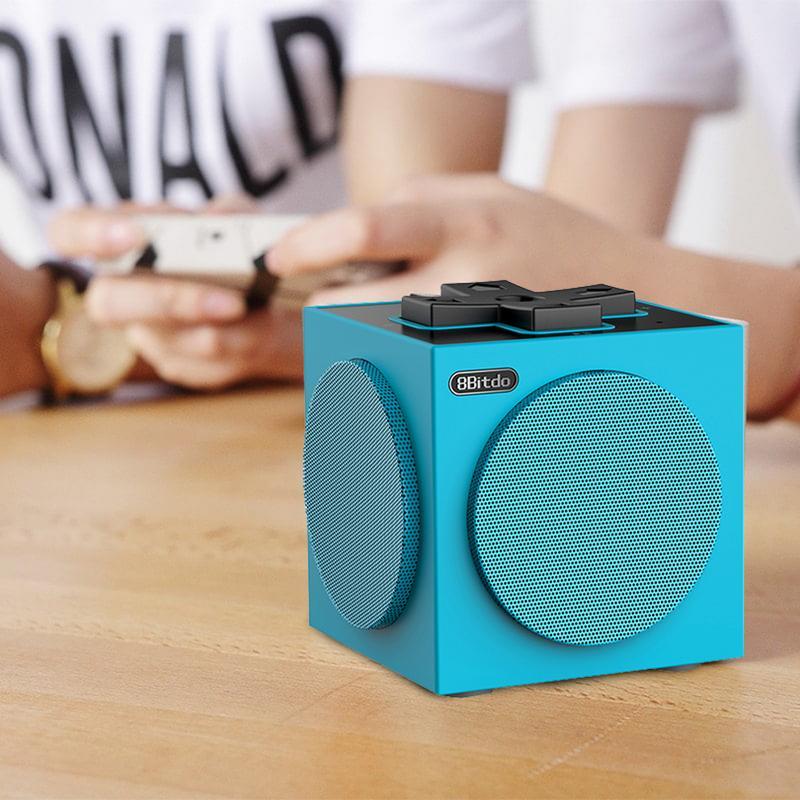 Lecteur sans fil créatif Hall Gemini haut-parleur Bluetooth sans fil pour téléphone portable tablette PC PS4 jeu son 2 pièces