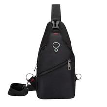d1e96692b7 Sling Bags for Men Women Travel Chest Bag Cross Body Bag School Bag for  Cycling