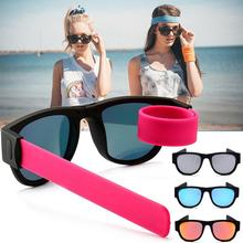 Foldable Polarized Sunglasses Fashion Beach Sports Outdoor Cycling for Men Women