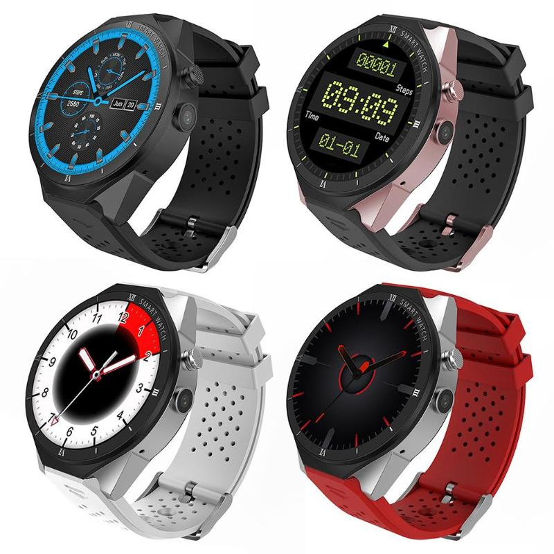 KW88 PRO Android 7.0 Touch Screen 1G+16GB 2MP Camera 3G Smart Watch Phone