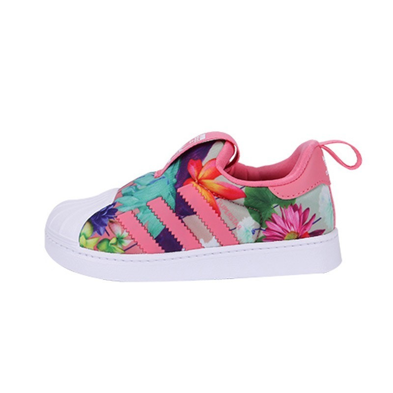 scarpe da bambina del adidas