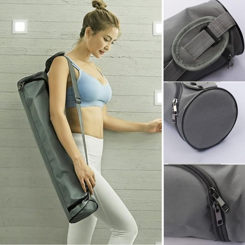 Ropa, Calzado Y Complementos Yoga Gym Bag Yoga Mat Bag Waterproof Backpack Yoga Pilates Mat Case Bag For 72*15cm Street Price