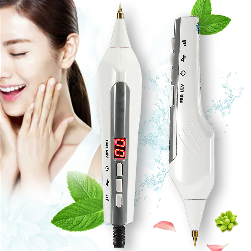 9 Levels Black Spot Dots Freckle Mole Wart Remover Skin Tag Removal Sweep Spot Pen Electric LCD Laser Tattoo Removal Machine New9 Levels Black Spot Dots Freckle Mole Wart Remover Skin Tag Removal Sweep Spot Pen Electric LCD Laser Tattoo Removal Machine New