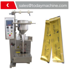 Industrial Jelly Stick Packaging 3 Sides Sealing Honey Packing Machine