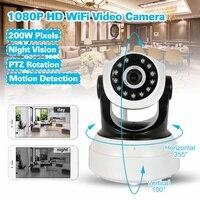 1080P HD Wifi Wireless Home Security IP Camera Security Network CCTV Surveillance Camera IR Night Vision Baby Monitor