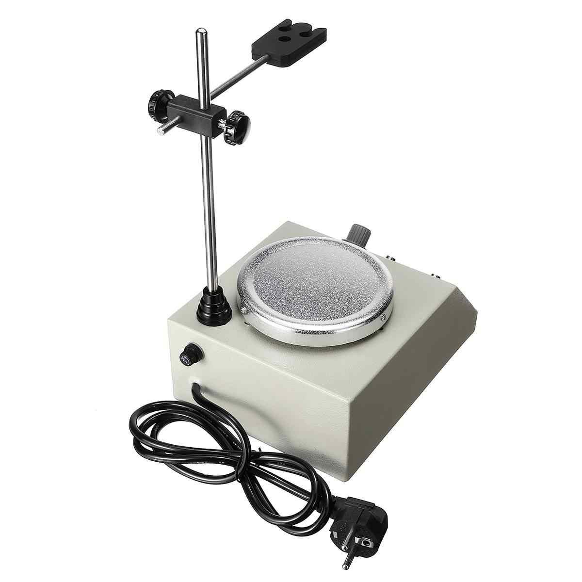 79-1 1000ml Laboratório de Chapa Quente Agitador Magnético Mixer de controle de Velocidade variável 110/220V Nenhum Ruído nenhuma Vibração EUA/EU/AU Plug Bom Correr
